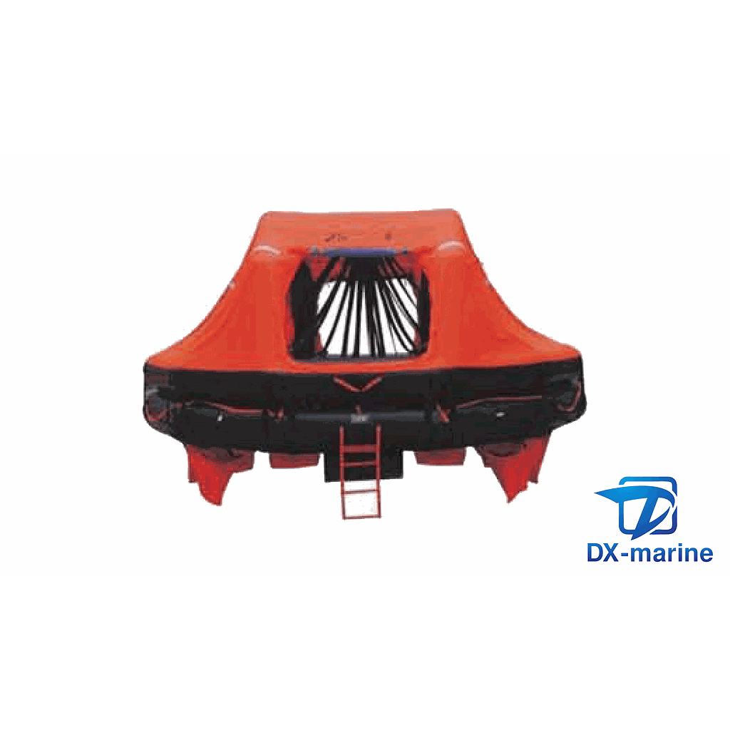Davit-launched Inflatable Liferaft D-25(EC/MED)