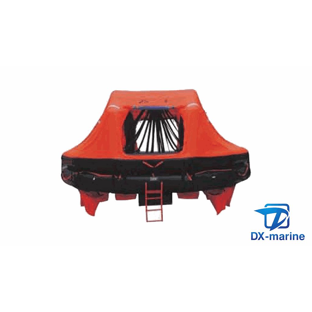 Davit-launched Inflatable Liferaft D-15(EC/MED)