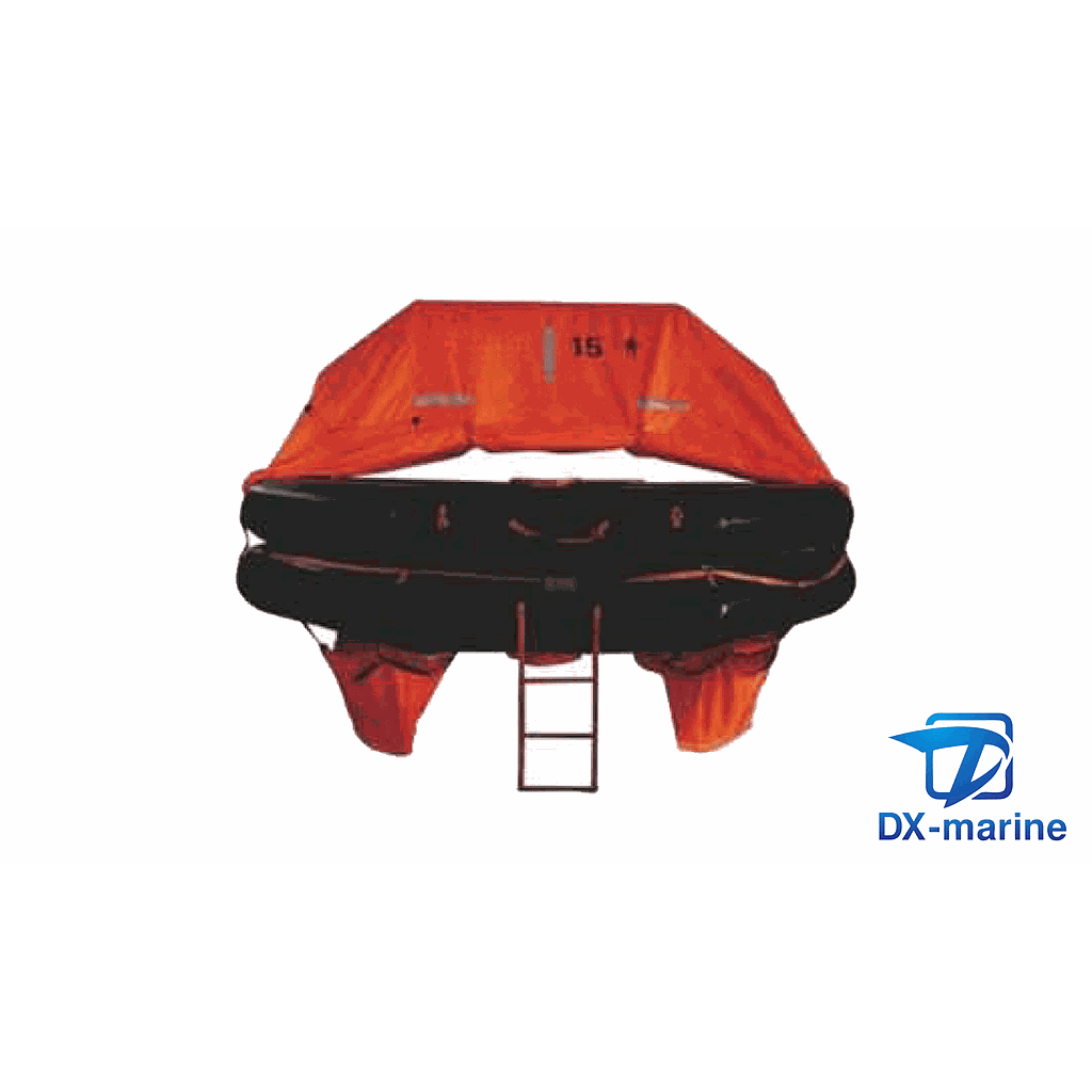 Throw-overboard Inflatable Liferaft YJ-6 (ZY)