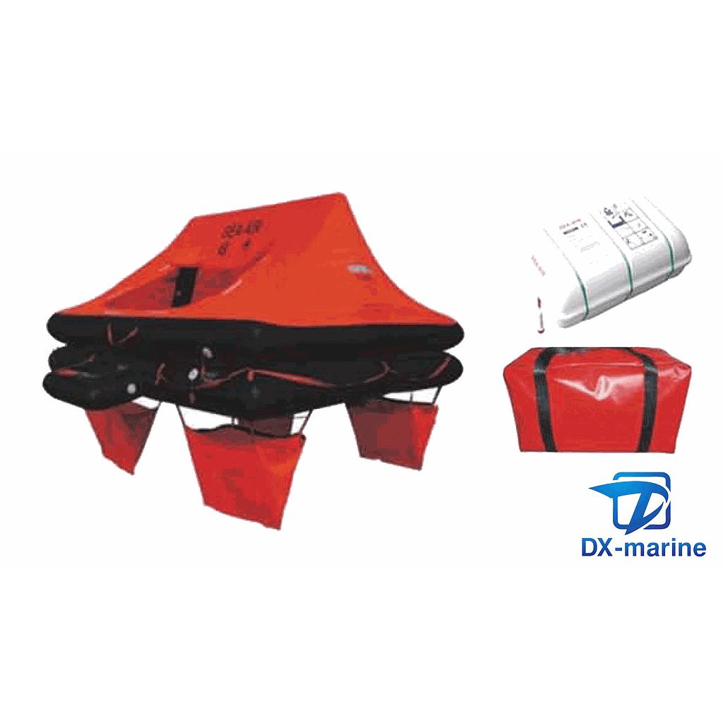 Throw-overboard Inflatable Liferaft U-10(EC/MED)