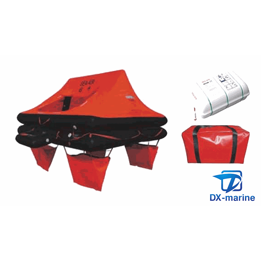 Throw-overboard Inflatable Liferaft U-4(CCS)