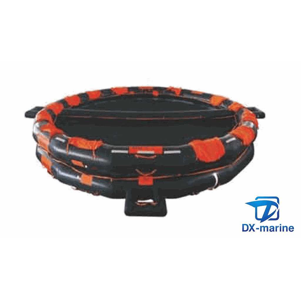 Open-Revrsibla Inflatable Liferaft K-100(CCS)