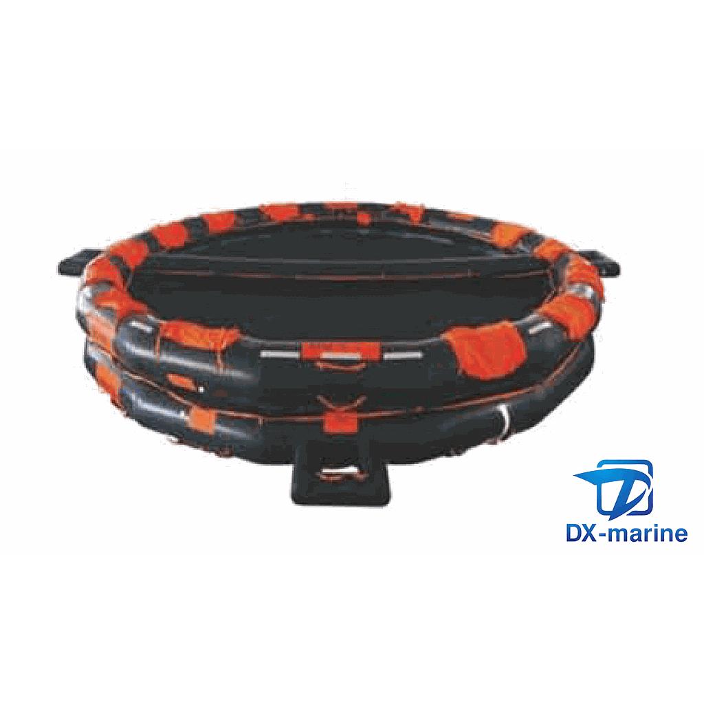 Open-Revrsibla Inflatable Liferaft K-6(EC/MED)