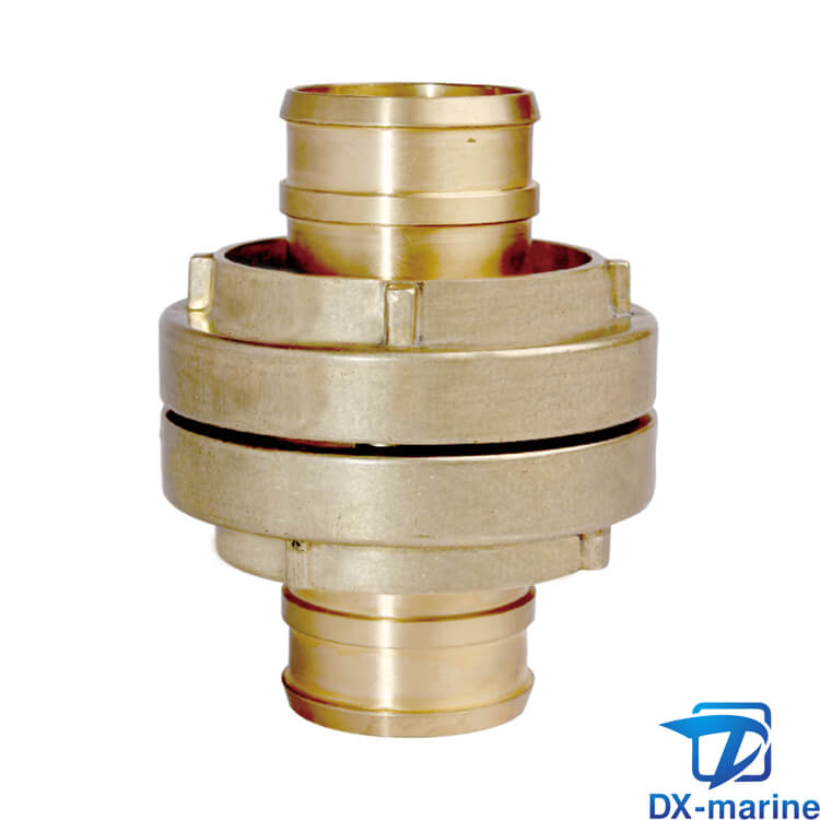 Fire Hose Couplings 中德式  50mm(2*)