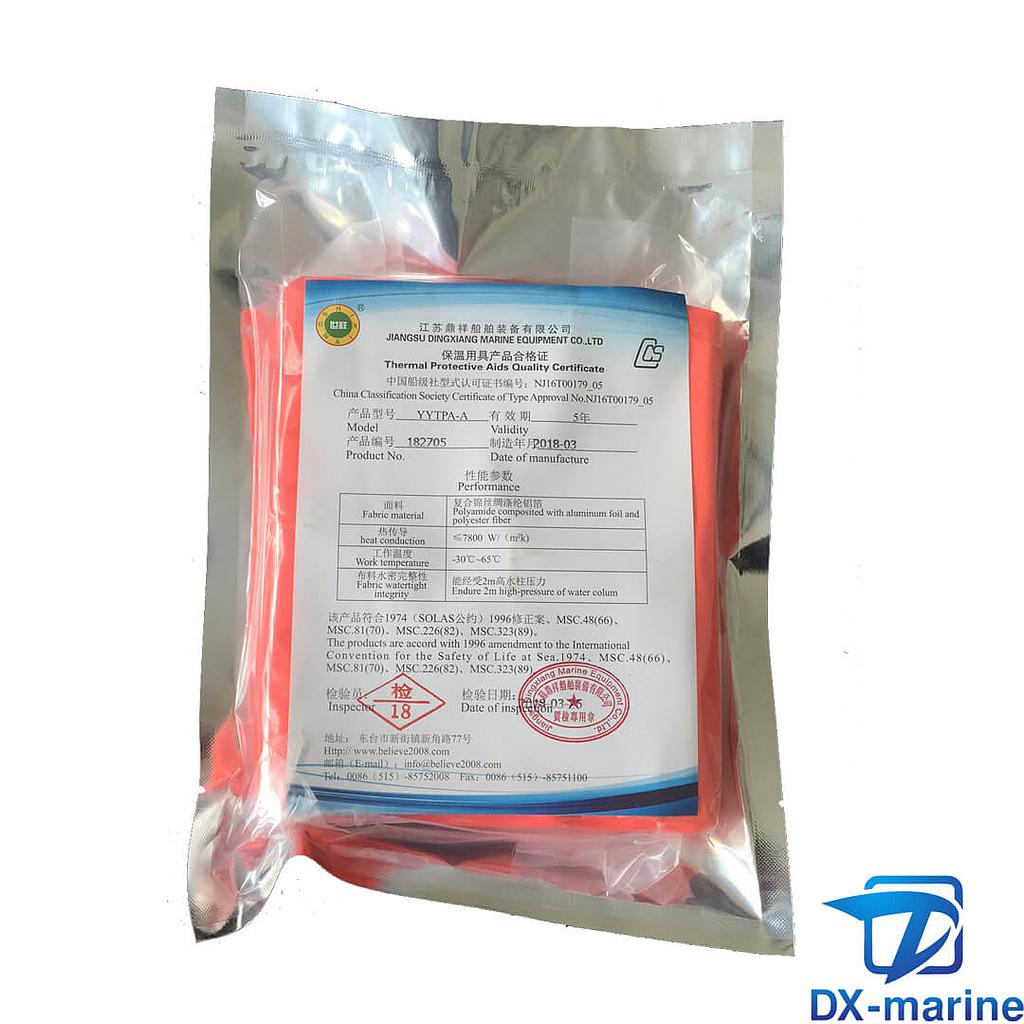 Thermal Protective Aid YYTPA-A(ZY)