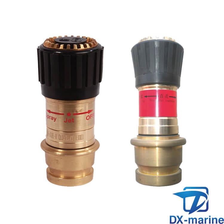 Dual-purpose Type Nozzle  CCS JOHN MORRIS Type Dual 40mm(1.5*)