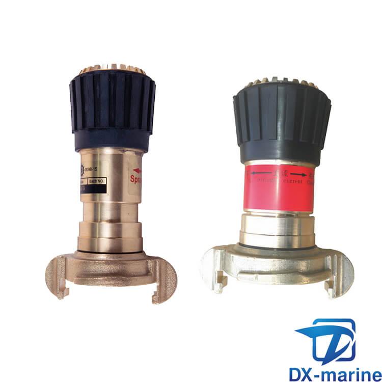 Dual-purpose Type Nozzle EC/MED NAKAJIMA Type Dual 65mm(2.5*)