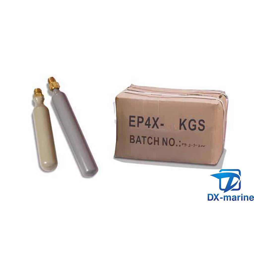 EC/MED 9kg Cartridge powder fire extinghuisher spare RPD-9C
