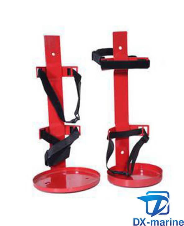 Extinguisher rack  9kg portable dry powder extinguisher  Stainless steel 304