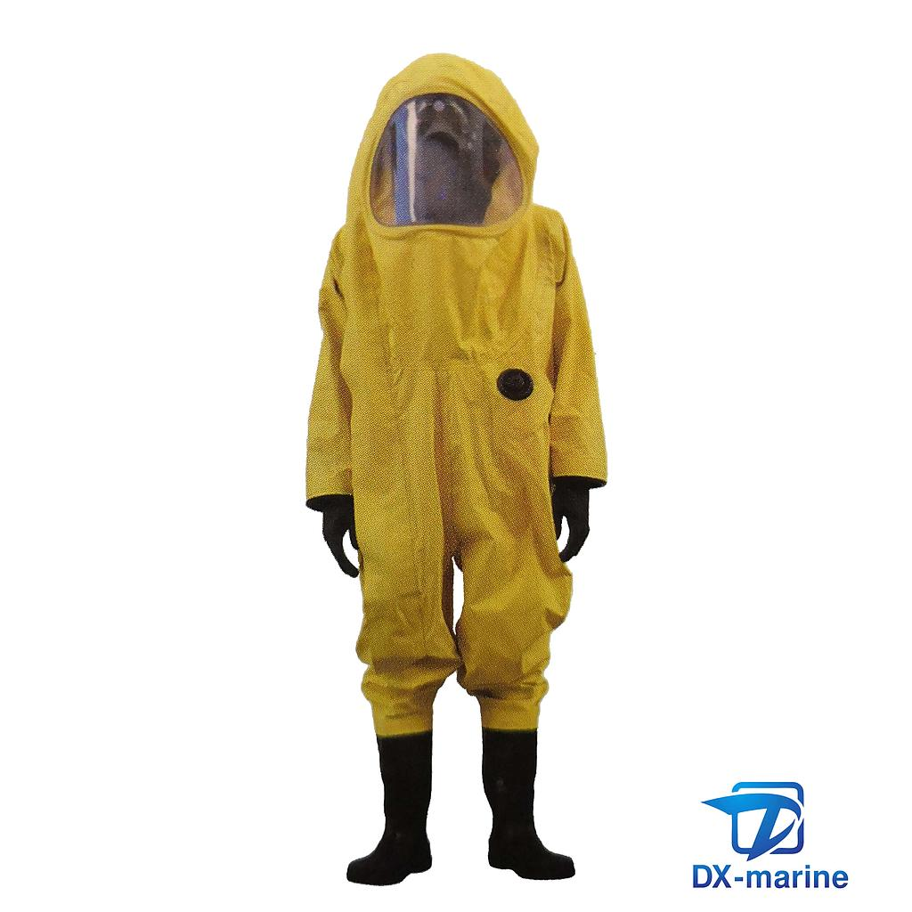 Gas-tight Chemical Protective Suits