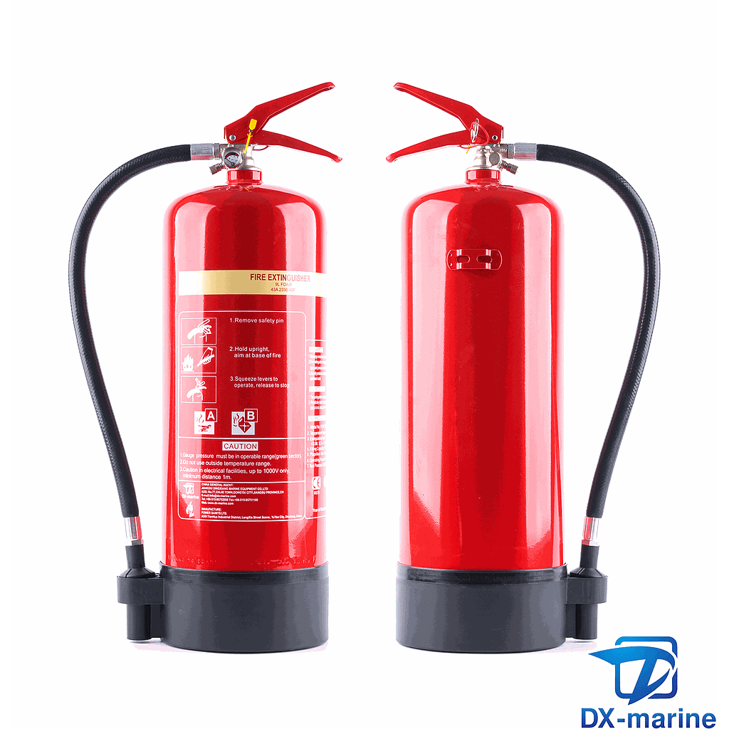 9L Frying Pan Fire Extinguisher PSMFZ9/2 (EC/MED)