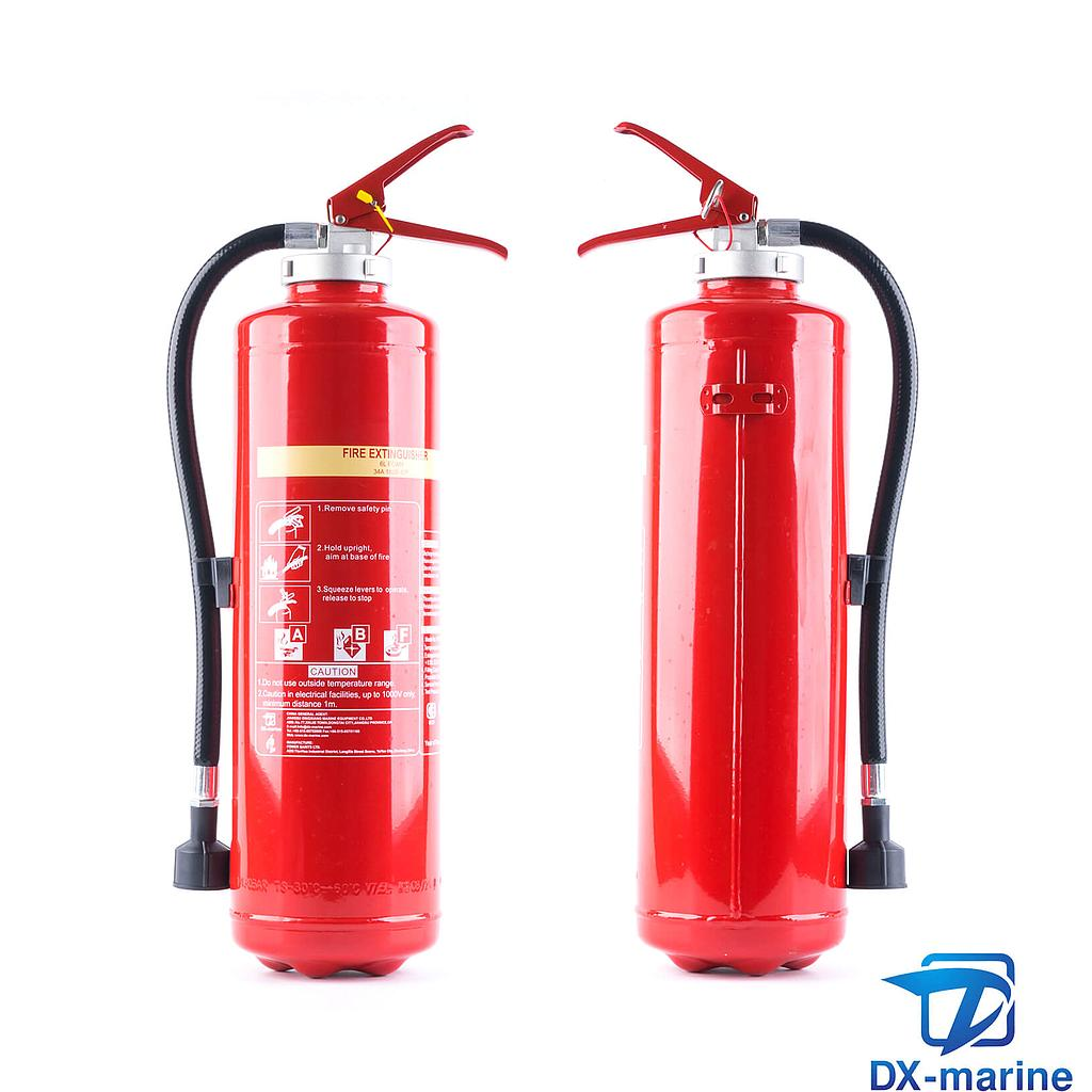 6L Frying Pan Fire Extinguisher PSMFG6/1 (EC/MED)