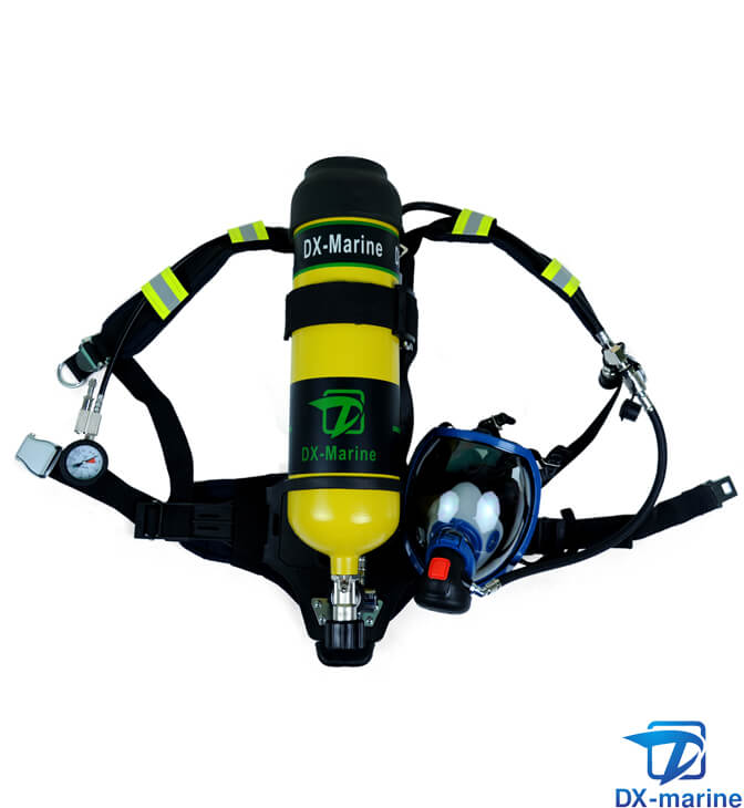Self-contained  Breathing Apparatus (SCBA) EC/MED RHZK6-1