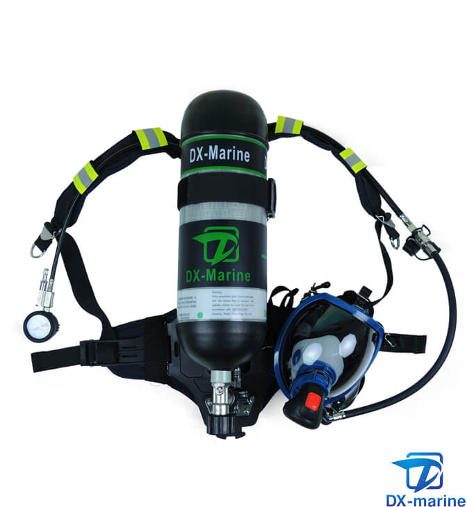 Self-contained Breathing Apparatus (SCBA) MED  RHZK6.8-1