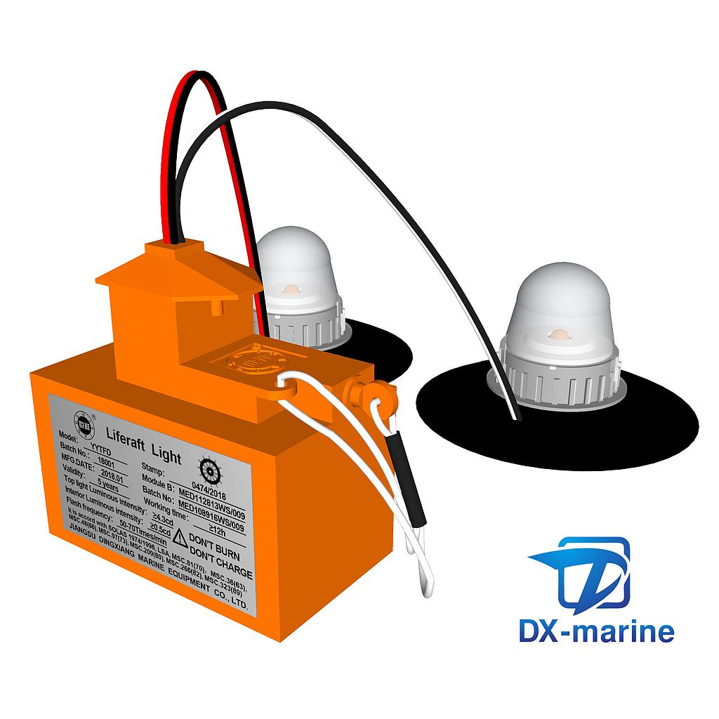 Liferaft Light YYTFD(ZY)