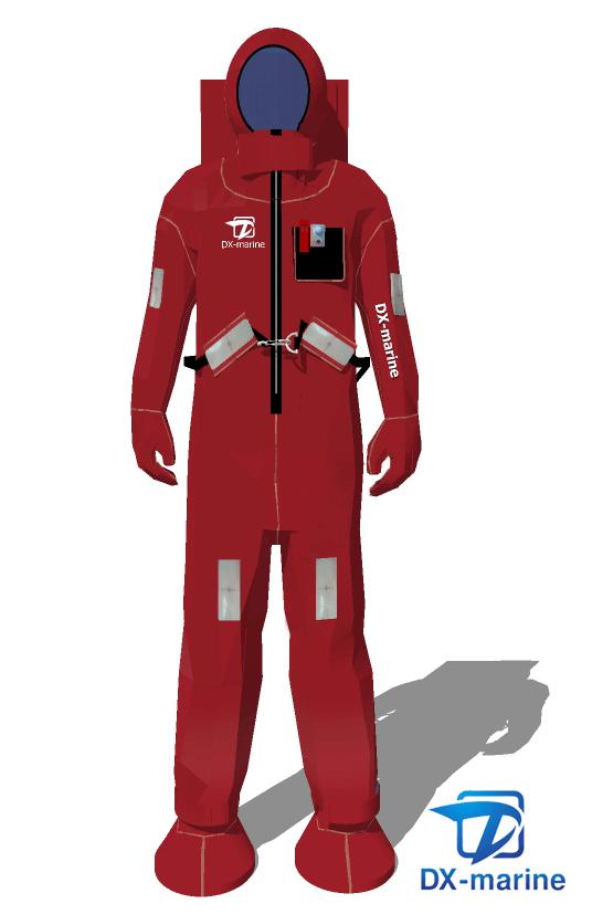 YYF-II Immersion Suit (EC/MED)