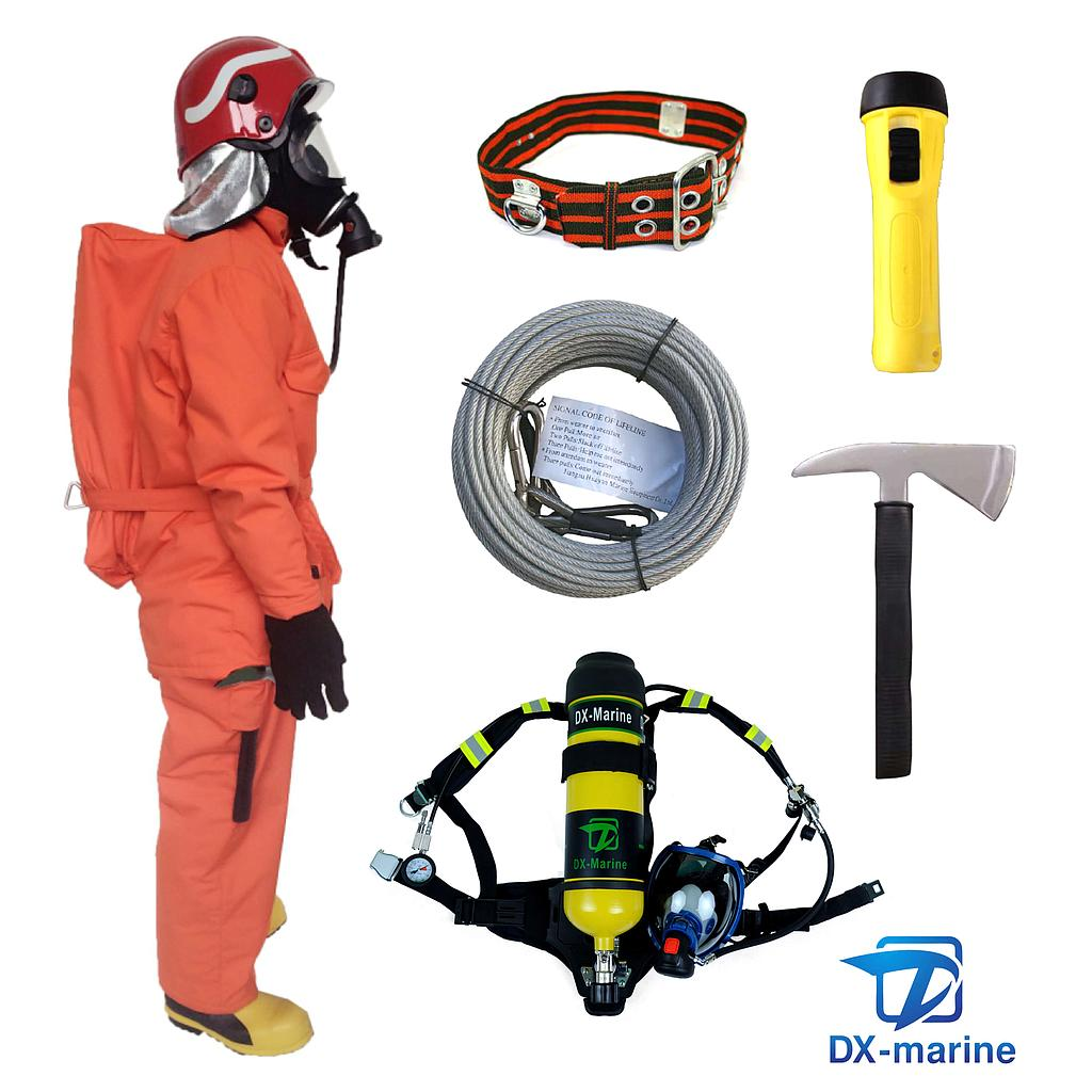 EC/MED Fire Fighting Equipment (6L)